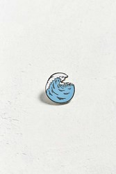 Urban Outfitters Uo Wave Pin Blue