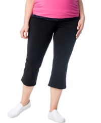 Motherhood Maternity Plus Size Yoga Pants Multi Color
