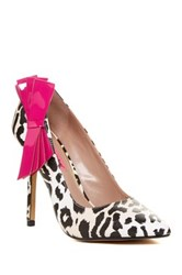 Betsey Johnson Kammiee Pump Black
