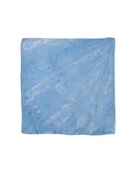 People Square Scarves Pastel Blue
