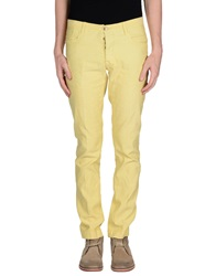 Futuro Casual Pants Yellow