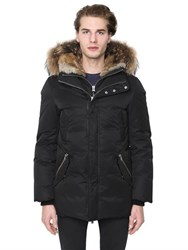 Mackage Edward Down Jacket With Murmansky Fur