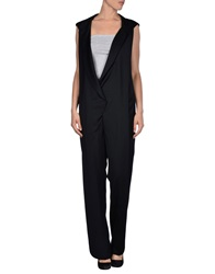 Anne Valerie Hash Pant Overalls Black