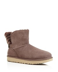 Ugg Adria Booties Stormy Gray