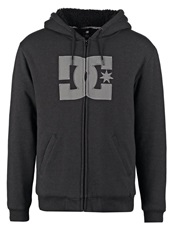 Dc Shoes Rebel Star Tracksuit Top Black