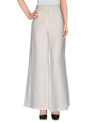 Antonio Marras Trousers Casual Trousers Women Ivory