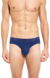 Andrew Christian Men's Almost Naked Briefs Navy