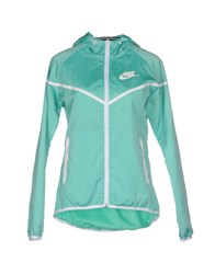 Nike Coats And Jackets Jackets Women Light Green