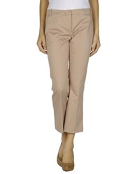 Semi Couture Casual Pants Light Brown