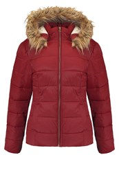 Teddy Smith Brety Winter Jacket Red