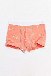 Urban Outfitters Tropical Trunk Burnt Orange