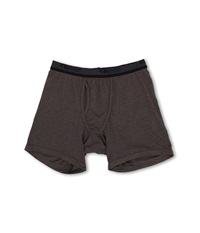 Outdoor Research Sequence Boxer Briefs Charcoal Men's Underwear Gray