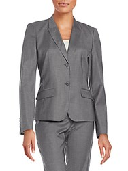 Hugo Boss Jadena Blazer Grey