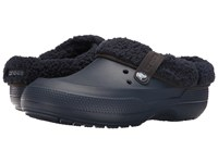 Crocs Classic Blitzen Ii Clog Navy Navy Clog Shoes Blue