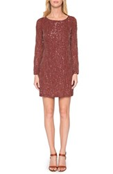 Willow And Clay Women's Beaded Sheath Dress
