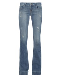 J Brand Lovestory Low Rise Flared Jeans