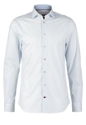 Tommy Hilfiger Tailored Slim Fit Shirt Blue White
