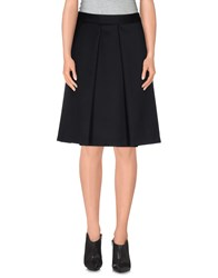 Alberto Biani Skirts Knee Length Skirts Women Black