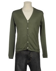 Crossley Cardigans Military Green