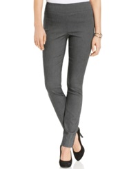 Jm Collection Pull On Skinny Dress Pants Winter Trades