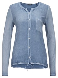 Marc O'polo Jersey Blouse Null Blue