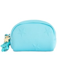 Tommy Hilfiger Small Zip Around Cosmetics Pouch Scuba Blue