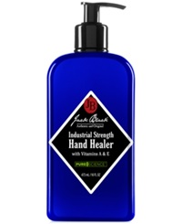 Jack Black Industrial Strength Hand Healer With Vitamins A And E 16 Oz
