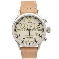Timex Waterbury Chrono Watch