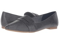 Dr. Scholl's Sofie Grey Snake Women's Shoes Gray