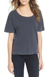 Obey Women's Rosario Scoop Neck Tee