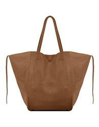 Linea Pelle Sybil Leather Tote