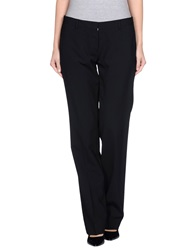 Mauro Grifoni Casual Pants Black