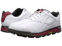 Callaway Xfer Vibe White Red Men's Golf Shoes