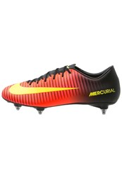 Nike Performance Mercurial Victory Vi Sg Football Boots Total Crimson Volt Black Pink Blast Red
