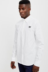 Wood Wood Desmond Shirt White