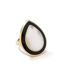Ippolita 18K Teardrop Rock Candy Ring In Jazz Gold