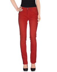 Guess Denim Denim Trousers Women