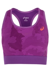 Asics Sports Bra Purple Magic