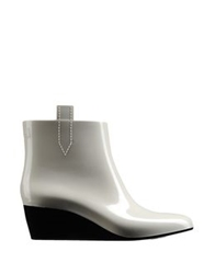 Kartell Ankle Boots Light Grey