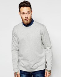 Dr. Denim Dr Denim Smith Sweatshirt Grey