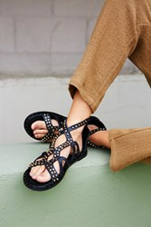 Inuovo Womens Junction Studded Sandal