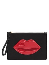 Lulu Guinness Small Lips Pouch