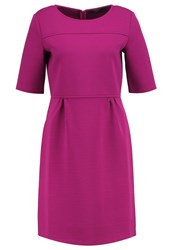 Weekend Maxmara Berbice Summer Dress Ciclamino Purple