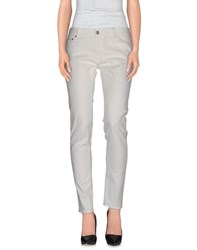 Care Label Trousers Casual Trousers Women White