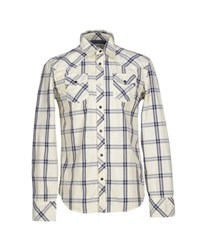 Rifle Shirts Shirts Men Ivory