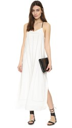 Public School Junami Maxi Dress Off White