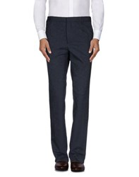 Bill Tornade Billtornade Trousers Casual Trousers Men Dark Blue