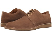 Sperry Gold Norfolk Oxford W Asv Tan Suede Men's Plain Toe Shoes