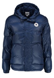 Converse Winter Jacket Nighttime Navy Dark Blue