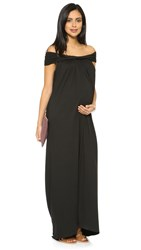Hatch The Luella Maxi Dress Black